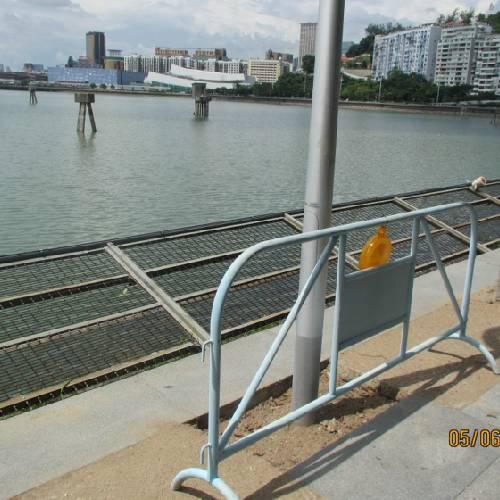 宋碧琪促請落實水塘休憩區優化工程