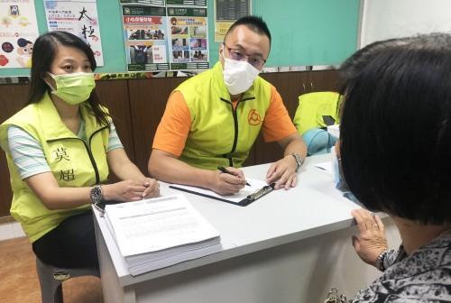 【民眾橋樑】民建聯關注三盞燈區衛生環境