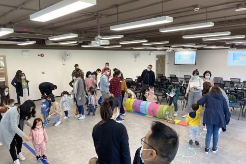 【活動回顧】民建聯辦工作坊模擬k1幼兒入學面試