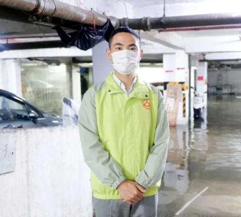 【暴雨來襲】李良汪倡支援大廈裝防澇設備減損失