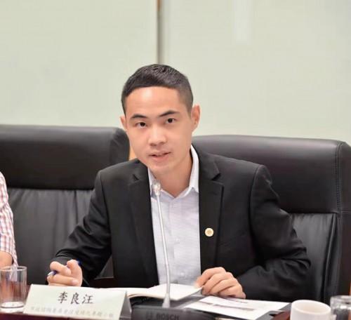 李良汪促清晰公職招聘收費原意 免影響投考人權益