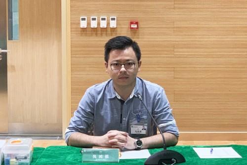 吳鴻祺冀綜合改善網絡服務質素