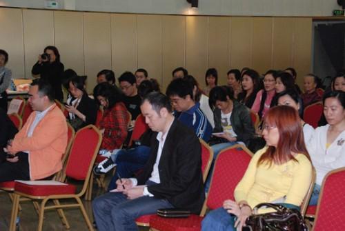 民建聯座談會探討社團角色