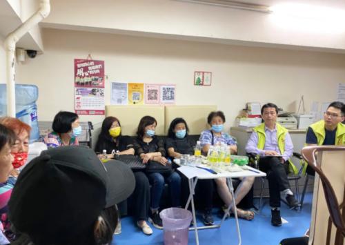【民眾橋樑】民建聯東北區座談收集意見