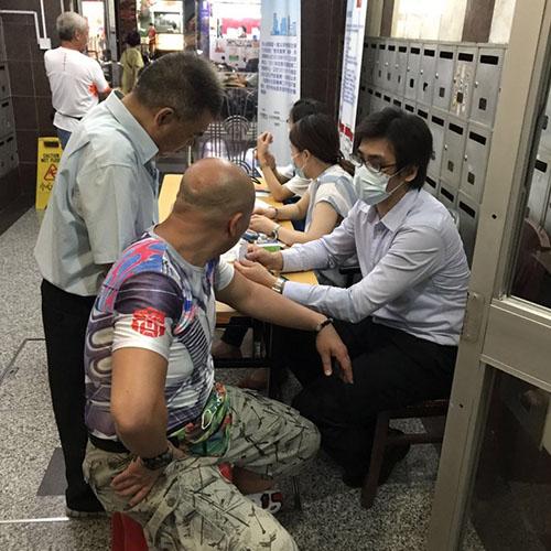 【活動回顧】民建聯辦義診活動擴展社區醫療服務